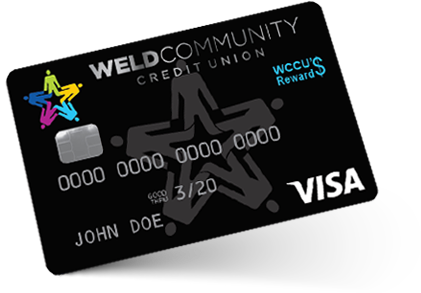 Get WCCU Black Credit Card